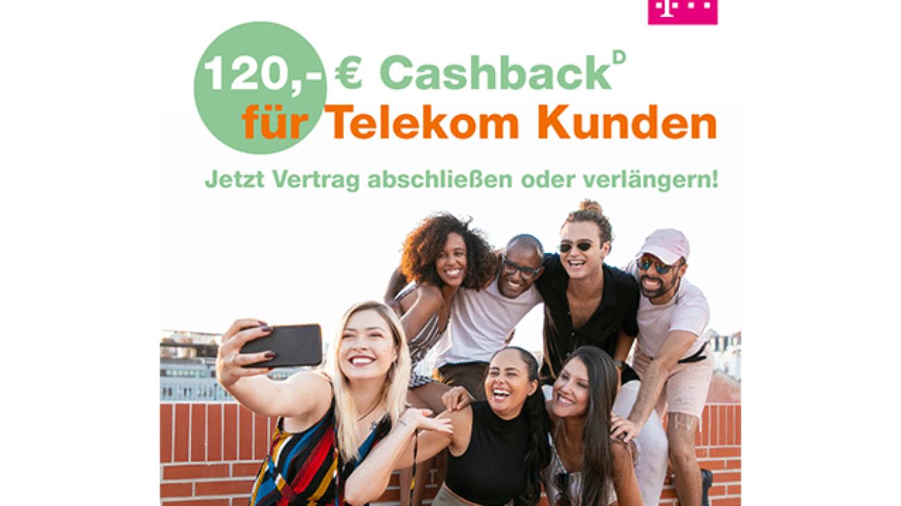 Telekom-Cashback